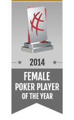 Female Poker Player of the Year
