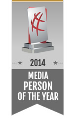 Media Person of the Year Award