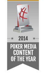 Poker Media Content of the Year